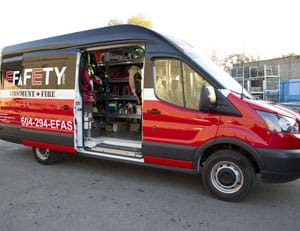 Mobile Safety Equipment Service